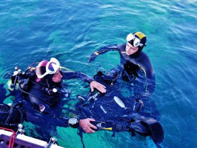 Venez vous former plongée sous marine avec bellevue plongée